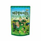 Gilrim Jeju Matcha Almond _190g_